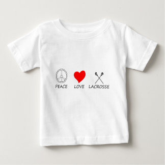 peace love38 baby T-Shirt