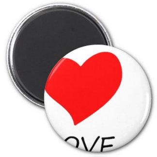 peace love38 magnet