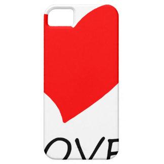 peace love3 iPhone 5 case