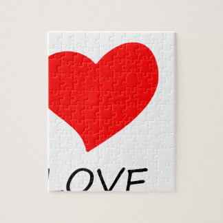 peace love40 jigsaw puzzle