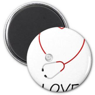 peace love42 magnet