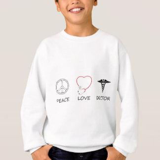 peace love44 sweatshirt
