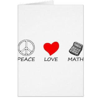 peace love5 card