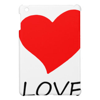 peace love5 case for the iPad mini