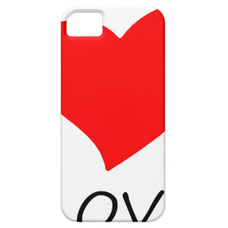 peace love5 case for the iPhone 5