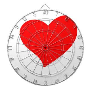 peace love6 dartboard