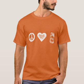 Peace, Love, and Apple Butter T-Shirt