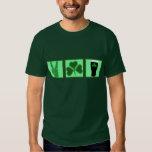 Peace,love and Irish beer T-shirts