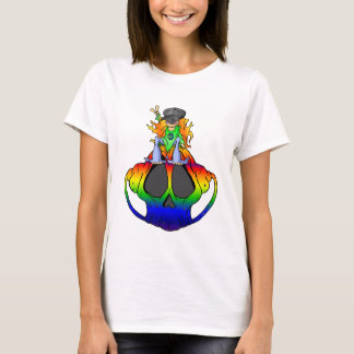 Peace, Love and Rock & Roll T-Shirt