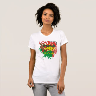 Peace, Love and Soul T-Shirt