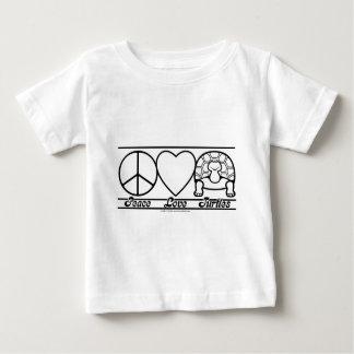 Peace Love and Turtles Tee Shirt