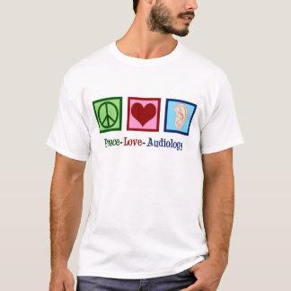 Peace Love Audiology T-Shirt