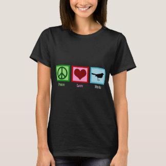 Peace Love Birds T-Shirt