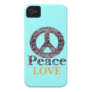Peace Love Blackberry Case