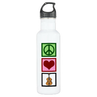 Peace Love Cello 710 Ml Water Bottle