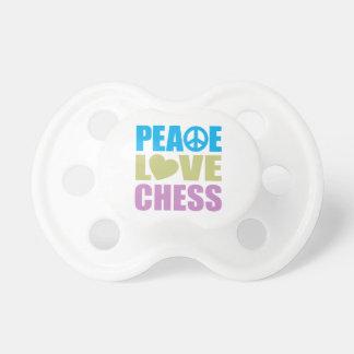 Peace Love Chess Dummy