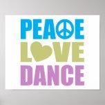 Peace Love Dance