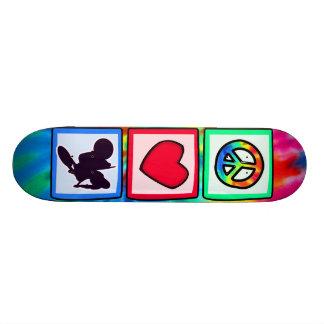 Peace, Love, Dirt Bike Skateboards