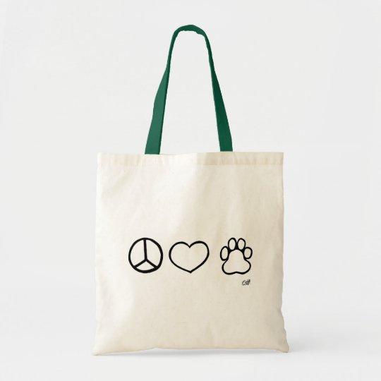 Peace, Love, Dogs