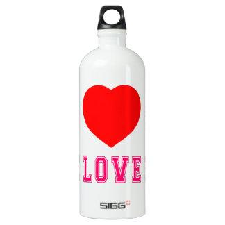 Peace Love El Salvador SIGG Traveller 1.0L Water Bottle