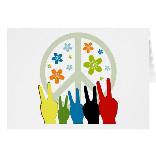 Peace Love Freedom Cards
