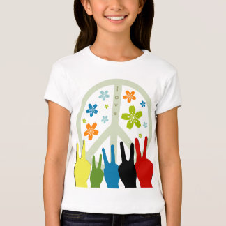 Peace Love Freedom T Shirt