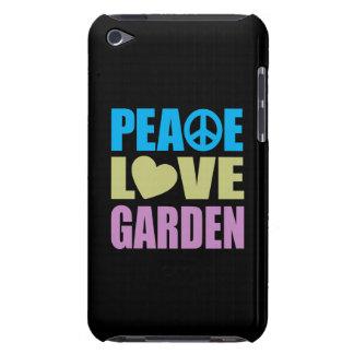 Peace Love Garden iPod Touch Case-Mate Case