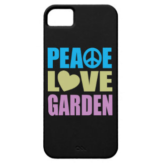 Peace Love Garden Barely There iPhone 5 Case