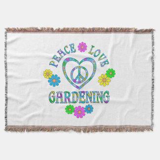 Peace Love Gardening