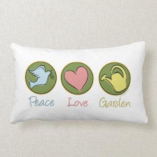 Peace Love Gardening Pillows