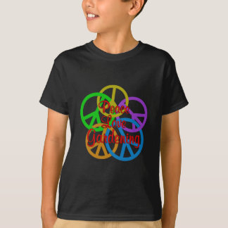Peace Love Gardening T-Shirt