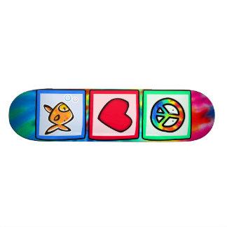Peace, Love, Goldfish Skate Boards
