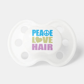 Peace Love Hair Dummy