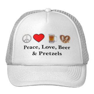 Peace Love Hat