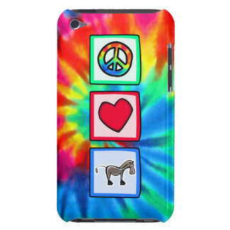 Peace, Love, Horses iPod Touch Cover