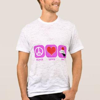 Peace Love Iraq T-Shirt