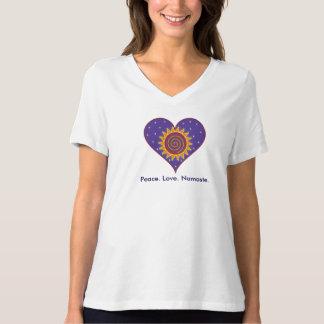 Peace. Love. Namaste. Tee Shirts