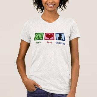 Peace Love Obstetrics T-Shirt