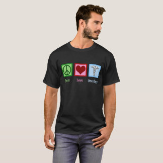 Peace Love Oncology T-Shirt