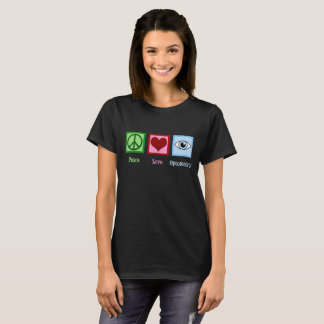Peace Love Optometry T-Shirt