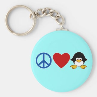 Peace Love Penguin Baby T-shirts, Mugs Key Ring