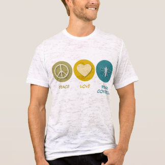 Peace Love Pest Control T-Shirt