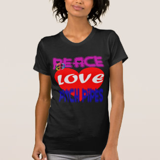 Peace Love Pitch Pipes Tshirt
