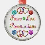 PEACE LOVE POMERANIANS