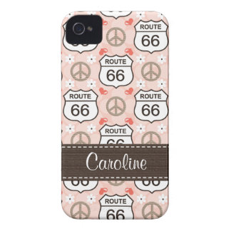 Peace Love Road Trip Blackberry Bold Case Cover