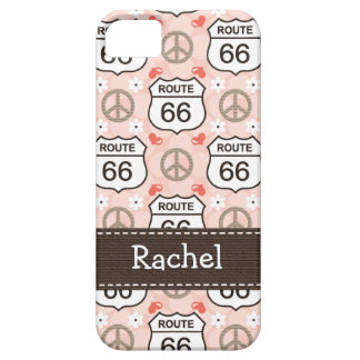 Peace Love Road Trip Route 66 Case For The iPhone 5