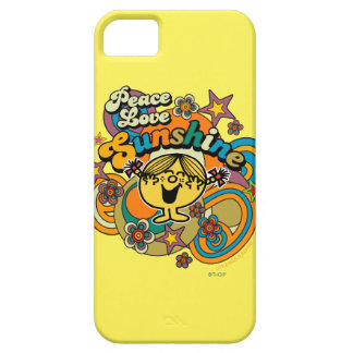 Peace Love Sunshine Case For The iPhone 5