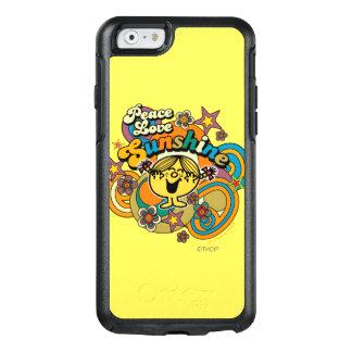 Peace Love Sunshine OtterBox iPhone 6/6s Case