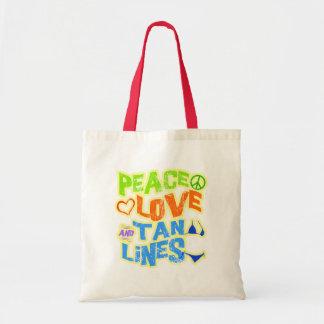 Peace Love Tan Lines