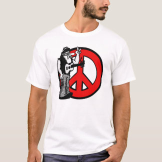 PEACE, MAN! T-Shirt